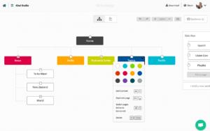 WriteMaps sitemap builder tool